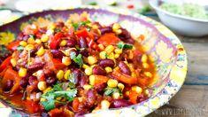 Vegetarische Mexicaanse chili - Little Spoon