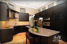 SandW Kitchens ::  Kitchen  by Designer Carol Twomey