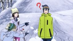 """Noragami Aragoto OVA 1 """"NOW STAY THERE AND THINK ABOUT WHAT YOUVE DONE"""""""