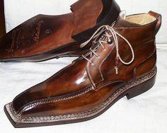 Italian luxury handmade shoes