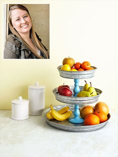 20-Minute Craft: DIY Tiered Tray