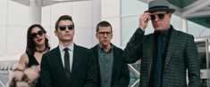woody harrelson jesse eisenberg dave franco lizzy caplan nysm2 now you see me 2 trending #GIF on #Giphy via #IFTTT http://gph.is/1PBbEaI