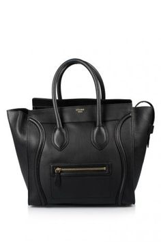 Céline Mini Luggage Shopper