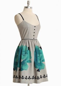 Long Lost Love Dress By Knitted Dove   Modern Vintage Dresses
