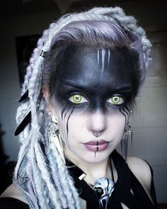 Image result for female barbarian makeup