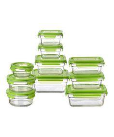 Look at this #zulilyfind! 20-Piece Container Set #zulilyfinds