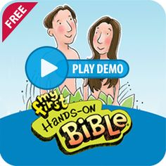 "Awesome app for kids!  Volume 1, ""God in the Beginning,"" is FREE."