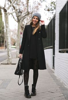 """Winter look - """"Outfit ideas, by Chicisimo"""" Fashion iPhone app"""