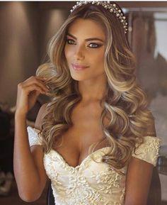 para se inspirar - penteados para noivas