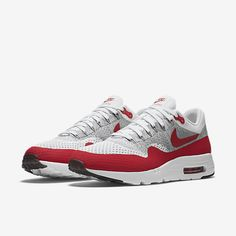 b461239bedfc6 Nike Officially Unveils the Air Max 1 Ultra Flyknit  Paint the summer red.