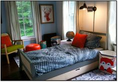 Country Home Kid's Bedroom-CATSKILLS Global Home, Design Projects, Kid, Interior Design, Country, Bedroom, Children, Furniture, Home Decor