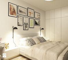 Aranżacje wnętrz - Sypialnia: Średnia sypialnia, styl skandynawski - design me too. Przeglądaj, dodawaj i zapisuj najlepsze zdjęcia, pomysły i inspiracje designerskie. W bazie mamy już prawie milion fotografii!