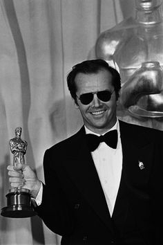 Jack Nicholson en Ray-Ban