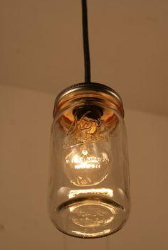 Pendant Light/ Rustic wood chandelier/ Mason Jar Chandelier/ Reclaimed Wood and 3 Pendants. Mason Jar Pendant Light, Mason Jar Chandelier, Rustic Chandelier, Mason Jar Lighting, Pendant Chandelier, Pendant Light Fixtures, Light Pendant, Wood Canopy, Rustic Pendant Lighting