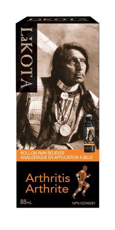 Natural Arthritis Pain Relief by Lakota