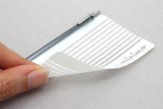Ohto Minimo Ballpoint Pen with Holder - 0.5 mm - Black - OHTO NBP-505MN-BK