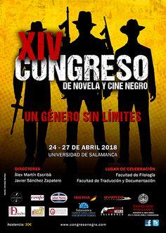 Congreso de Novela y Cine Negro / Universidad de Salamanca