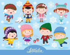 Ice skating - winter skating - christmas skating - 16086 by LittleLiaGraphic on Etsy https://www.etsy.com/uk/listing/486122865/ice-skating-winter-skating-christmas