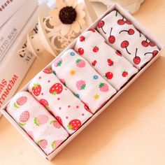 """Japanese lace briefs gift box SE9322   Coupon code """"cutekawaii"""" for10% off"""