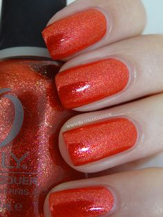 ORLY - Emberstone - swatched  $5