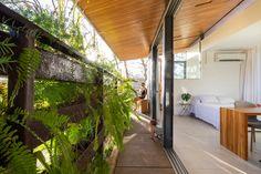 Galería de casa jardín / LSD Architects - 6 Landscape Elements, Micro House, Building Facade, Modern Buildings, Outdoor Furniture, Outdoor Decor, Second Floor, Home And Garden, Stairs