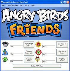 Angry Birds Friends Hack Cheats Tool  Angry Birds Friends Hack is Modhacks.com a new tool, that we all want to present to you. If you ever glimpse at all the other hacks on line, this amazing tool is the most effective. This specific tool was made to be functioning on Android os and iOS …