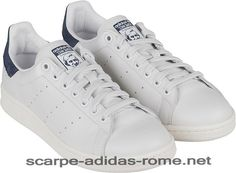 sneakers for cheap 73a32 bd373 BiancheNeo BiancheNew Navy Adidas Stan Smith UomoDonna Neo D67362 Scarpe  (Adidas rome)