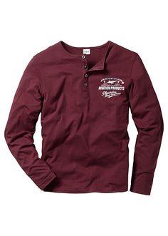 Tričko Tričko s dlhými rukávmi s • 9.99 € • Bon prix 112d5abd3d5