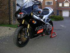 RS 500 gp 2t con motore rd500 4 cilindri