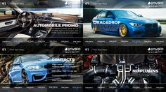 Car Dealer Promo by Treedeo | VideoHive
