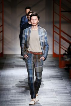Male Fashion Trends: Missoni Spring/Summer 2014 - Mercedes-Benz Fashion Week Tokyo #MBFWT