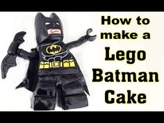 Batman Lego Cake Template for A$4.99 #onselz