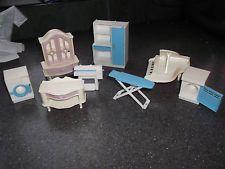 Vintage West German Dolls House Furniture Bundle | Jean Germany Plastic  Dolls House Furniture Including Jeanette And German Plastic.
