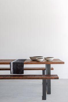 Railcar Dining Table – CROFT HOUSE