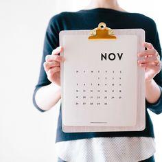 Kalender 2018 kostenlose ausdrucken