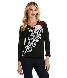 f9cc34624c 229 Best Cute Christmas Sweaters for Women images