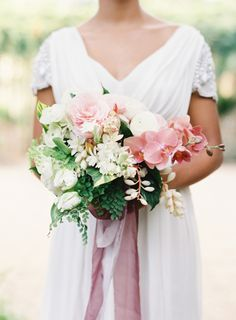 25 Bouquets That Will Convince You to Blow Your Budget on Florals - Style Me Pretty