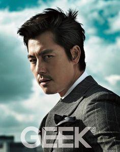jung woo sung 2013 | Jung Woo Sung для GEEK November 2013
