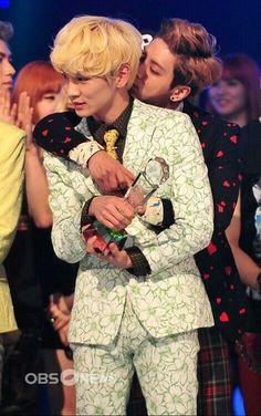 Kim Jonghyun & Kim Kibum ~ JongKey ~ SHINee