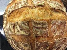 Könnyű kovászos kenyér   Ani Davies receptje - Cookpad receptek Bread, Traditional, Food, Brot, Essen, Baking, Meals, Breads, Buns
