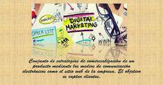 Definición de Marketing digital