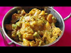 Recette indienne légumes korma en vidéo Bonjour et bienvenue dans mon blog cuisine . Aujourd'hui nous allons préparer des légumes Korma . C'est un mélange de légumes cuits dans une sauce savoureuse et douce. Pour faire cette recette indienne, il faut...