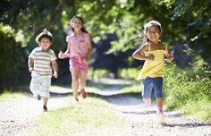 schnitzeljagd Kindergeburtstag Spielideen - kindergeburtstag spiele