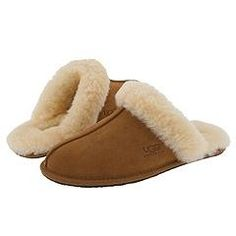 I love these Uggs for everyday wear around the house.  With the street sole, they are great to run out to the bird feeders or whatever I need to do.