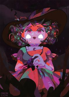 Eclipsa to go with Star! :D pfff, now I gotta do Moon and Meteora to finish the set OTL You can get prints here too!