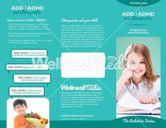 #Chiropractic #ADHD Brochure