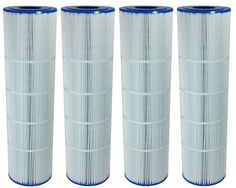 Cartridge Filter Replacement,100 Sqft,Pack Of 4