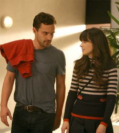 Nick & Jess - New Girl favorite soon to be fake couple