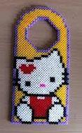 hello kitty door hanging