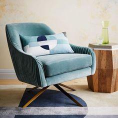 Roar + Rabbit Swivel Chair #home #chair #roar+rabbit